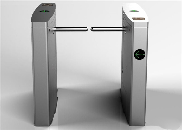 Infrared Photocell Mechanical Single Arm Drop Arm Turnstile Turn Style Door